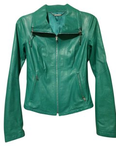 Elie Tahari Motorcycle Jacket