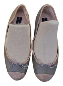Steve Madden Grey and brown Flats