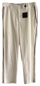 Burberry Capris White
