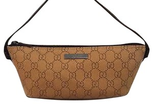 Gucci Made In Italy Tag Dust Cover Iconic Tote in Brown