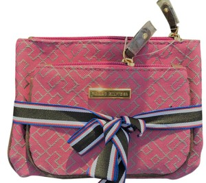 Tommy Hilfiger NWT Tommy Hilfiger Pink Cosmetic Bags set