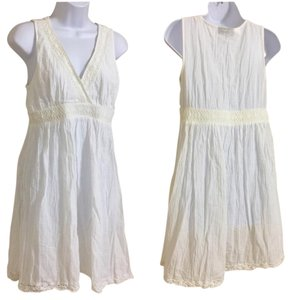 La Blanca short dress White on Tradesy