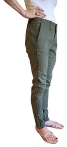 Rag & Bone Skinny Pants army green