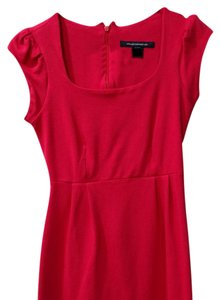 French Connection short dress Red on Tradesy