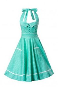 Hell Bunny Halter Vintage Retro Modcloth Dress