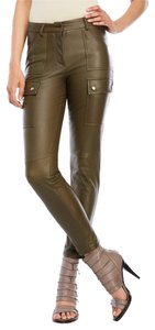 Hache Leatherleggings Pants