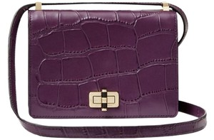 Diane von Furstenberg Dvf Leather Cross Body Bag