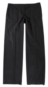 Chloé Chloe Dress Leg Straight Pants black