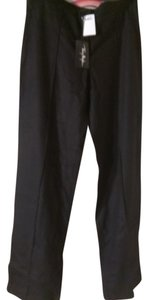 Thierry Mugler Wide Leg Pants Black