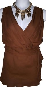 Cato Top Brown