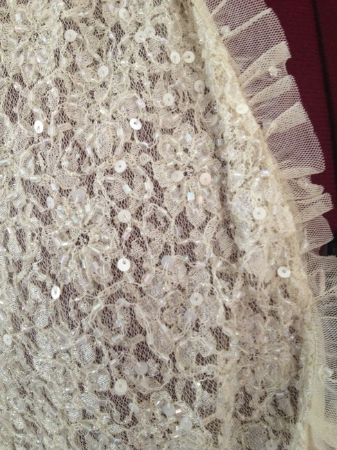 Betsey Johnson Sequins Bolero Party Dance Night Out Sweater