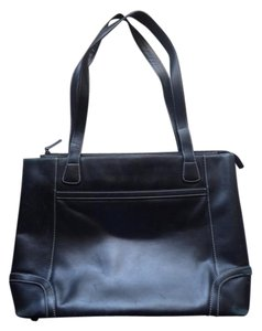 Levenger Tote in Black