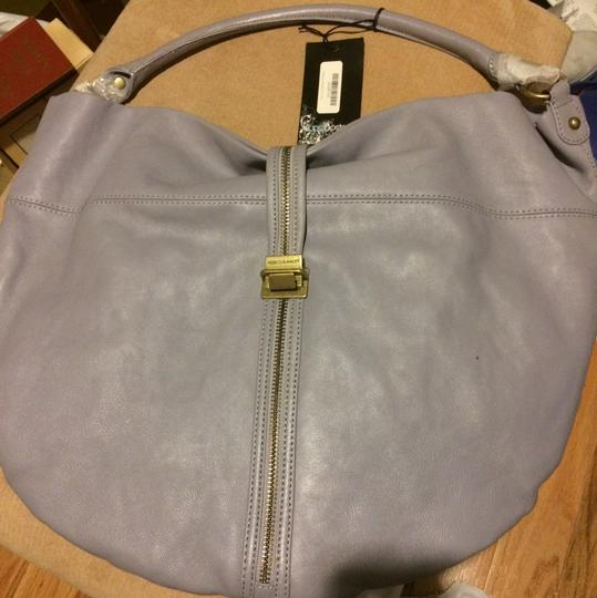 Rebecca Minkoff Zipper Trim Hobo Bag