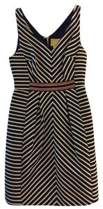 Maeve short dress Multi Striped Stripes Anthropologie Bright Work on Tradesy