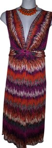 Multi-Color Maxi Dress by Chelsea & Theodore
