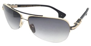 Chrome Hearts CHROME HEARTS Sunglasses GRAND BEAST III GP/SBK-BK Black-Gold Aviator