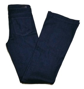 AG Adriano Goldschmied The Janis High Rise Flare Leg Jeans