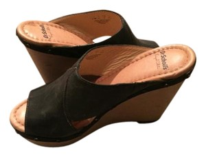 Dr. Scholl's Black Wedges