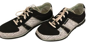 Cole Haan Black/White Crackle Athletic