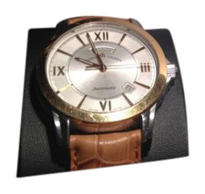 Maurice Lacroix Vintage Maurice Lacroix Watch PT6058-PS1010-11E Stainl.Steel Pink Gold