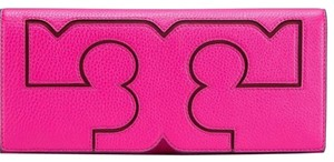 Tory Burch Hot pink Clutch