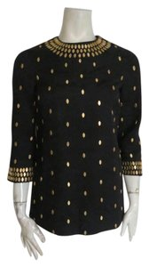 Michael Kors Top black/GOLD