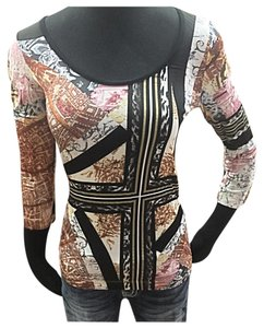 Just Cavalli Top Abstract