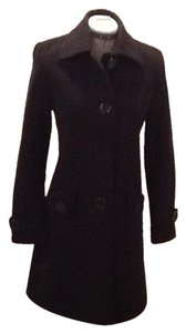 Jennifer Lopez Wool Pea Coat