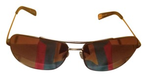 Paul Smith Paul Smith GUITAR Aviator Sunglasses PS840 G WITH POUCH NEW Japan-made