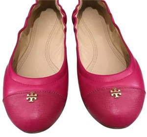 Tory Burch Kir Royal (Hot Pink) Flats