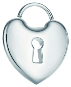 Tiffany & Co. Large Heart Lock Charm