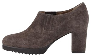 Anyi Lu gray/ taupe Boots