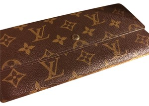 Louis Vuitton LV long wallet Portefeuille