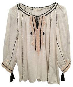 Ulla Johnson Top White / Cream