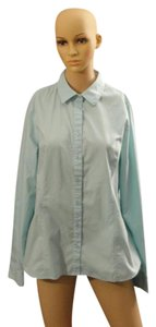 George Top Turquoise