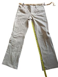 Athleta Cargo Pants Tan
