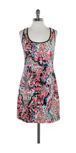 Lilly Pulitzer short dress Multi Color Sequined Tank on Tradesy