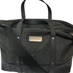 PORSCHE DESIGN Charcoal Travel Bag