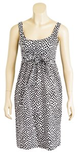 Diane von Furstenberg short dress Blacks on Tradesy