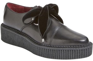 Marc by Marc Jacobs Loafer Kent Creeper Oxford Black Platforms