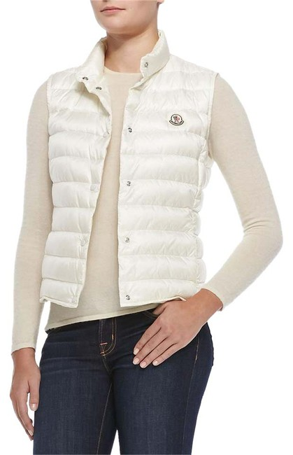 """Item - Ivory Extra Small Use Code """"Gift25"""" For Off Vest Size 0 (XS)"""