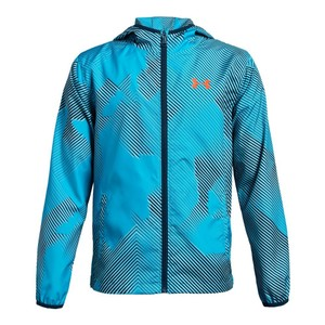 Under Armour Techno Teal Jacket