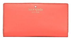Kate Spade New Kate Spade Mikas Pond Stacy Wallet GUAVA
