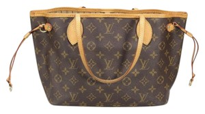 Louis Vuitton Lv Neverfull Pm Lv Neverfull Tote in Brown/Tan