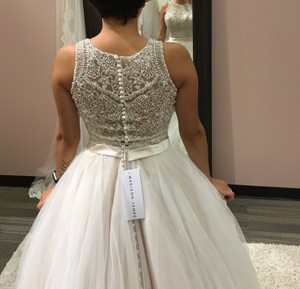 MADISON JAMES Aline Madison James Wedding Gown Wedding Dress