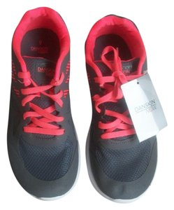 Dankin Now Size 9 Workout Gray & Coral Athletic