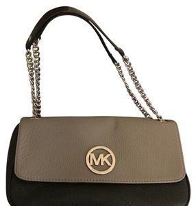 Michael Kors Tote in black grey and silver