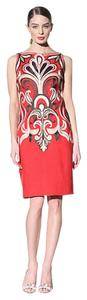 Naeem Khan short dress Red on Tradesy