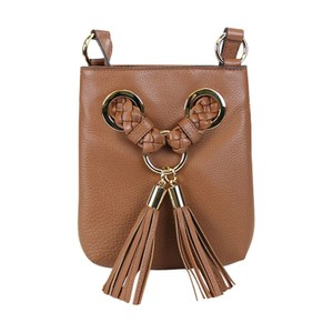 Michael Kors Leather Travel Leather Cross Body Bag