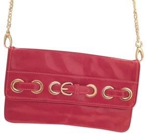 Nine West Crossbody Spring Flirty Red Clutch